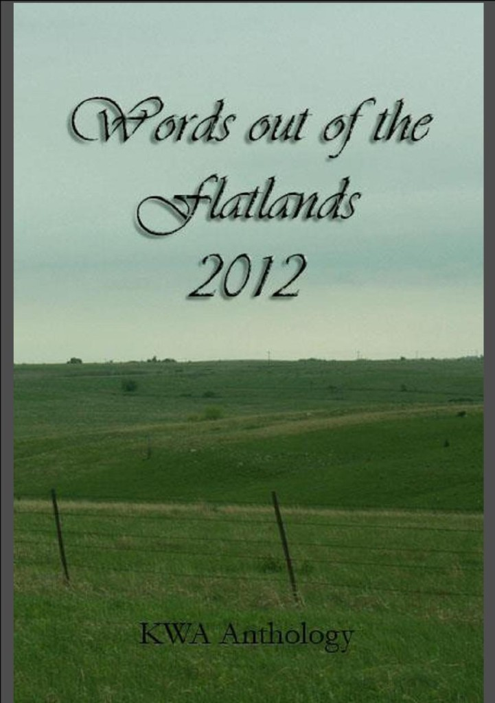 Words Out of the Flatlands Cover