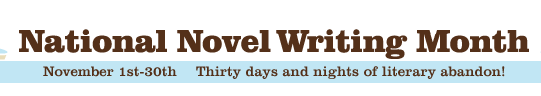 NaNoWriMo Stars in our Midst