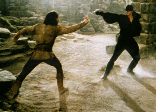 Sword fight from The Princess Bride