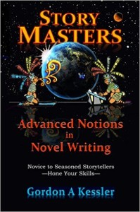 Gordon Kessler StoryMasters -Amazon
