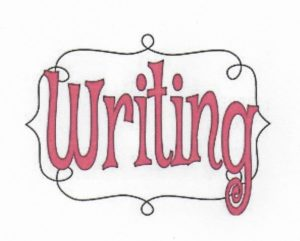 July 21 Meeting – Writing Prompts